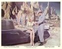 1956年 ロビー・ザ・ロボット 禁断の惑星 ロビーカード 3枚組