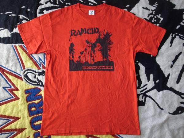 RANCID INDESTRUCTIBLE Tシャツ M ランシド Operation Ivy PUNK