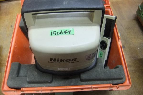 OneJP, Japanese Auctions! 150649 surveying☆NIKON☆Nikon electronic