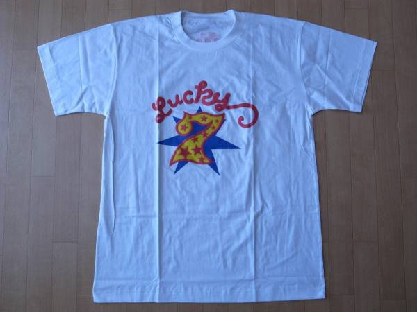 森高千里 LUCKY 7 Tシャツ ラッキーセブン 渡良瀬橋 LIVE TOUR