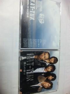 KAT-TUN CD 僕らの街で 初回限定 DVD付き 帯付き 最終値下げ