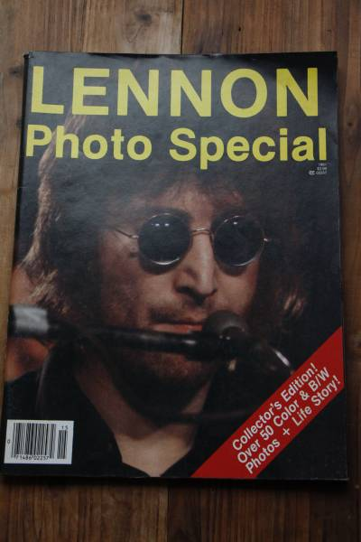 Lennon Photo Special Collector's Edition