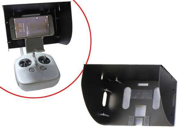 AquaPC★Foldable Monitor Hood DJI Inspire 1 for iPhone 6 ★