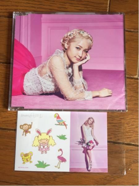 Dream Ami トライ・エブリシング ワンコインCD ステッカー付き ライブ・イベントグッズの画像