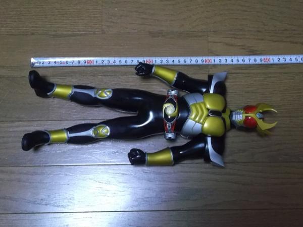 仮面ライダーアギト ビッグサイズソフビフィギュア   4
