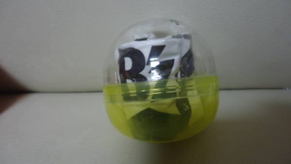 B'z Pleasure 2013◎ガチャガチャ◎ファイバータオル 白