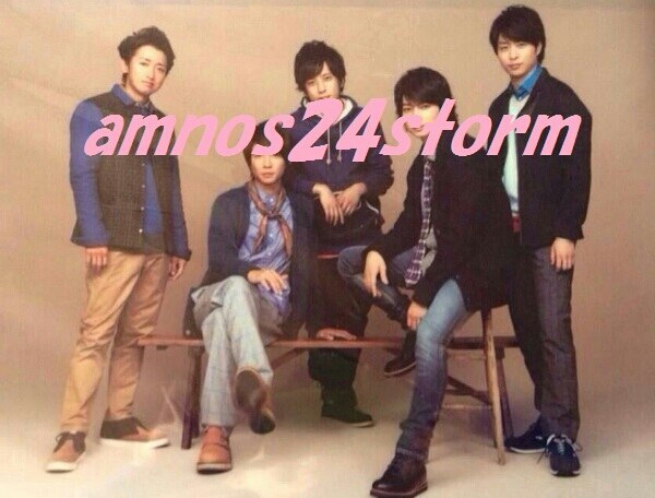 ◆嵐◆LOVE◆ファイル(集合)◆2013コンサートグッズ