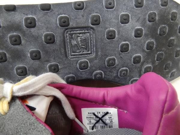 NIKE ナイキ 珍品 エアマッチディストレスト 90S スニーカー コルテッツ ワッフルレーサー エアマックス デザイン ビンテージ 加工 レア 10_画像3