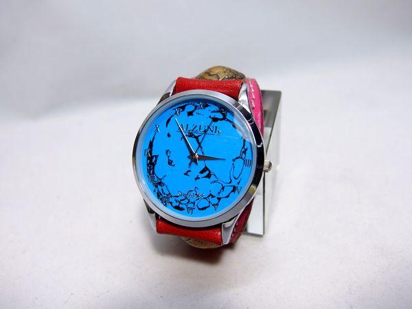 ☆ALZUNI☆アルズニ☆カスタム☆コンチョ☆腕時計☆6拍卖
