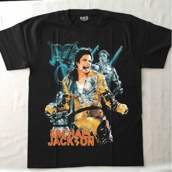 バンドTシャツ マイケルジャクソン(MICHAEL JACKSON) 新品 M ライブグッズの画像