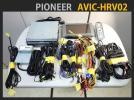 パイオニア カロッツェリア AVIC-HRV02 HDDナビ バックカメラ付