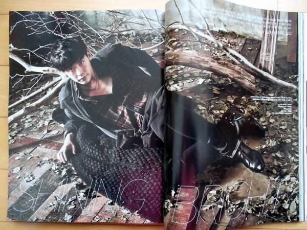 [イ・ジョンソク]韓国雑誌切り抜き14p./2013年10月