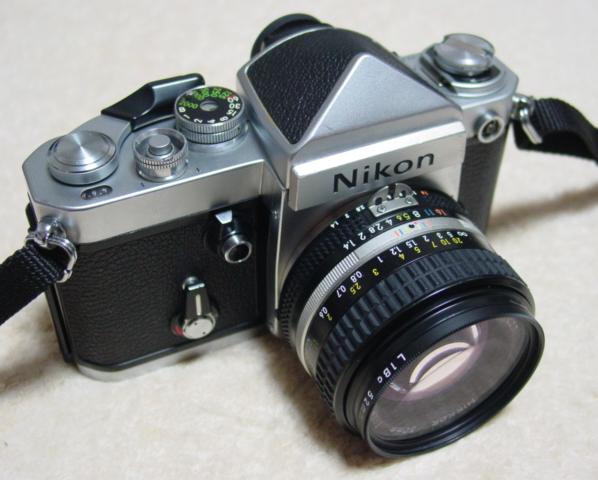 最初期シリアル『710~』 Nikon F2 アイレベル 整備済!!_画像2