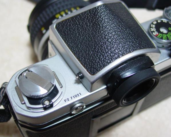 最初期シリアル『710~』 Nikon F2 アイレベル 整備済!!_画像3