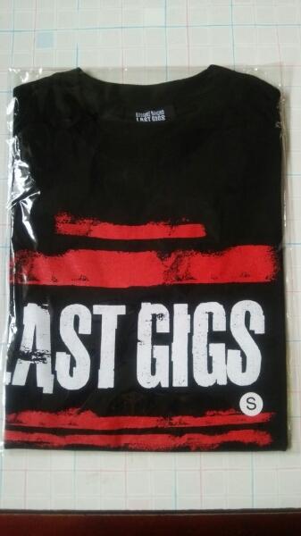 氷室京介、LAST GIGS、福岡限定TシャツSサイズ
