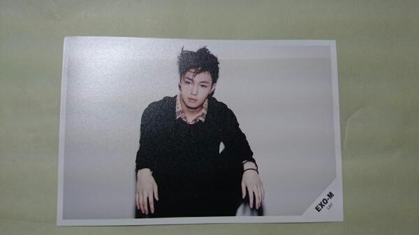 EXO レイ 生写真 everysing Lay フォトカード イーシン EXO-M
