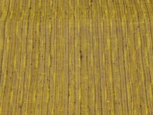 新品正絹反物★山形県米沢・新田織物紅花紬着尺★縞柄です_画像3