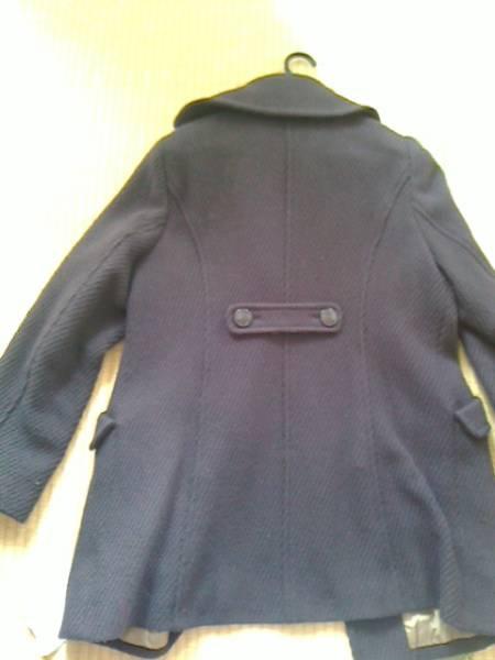 値下げ ミントブリーズ コート 紫 大きいサイズ_画像1