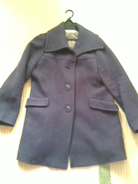 値下げ ミントブリーズ コート 紫 大きいサイズ_画像2