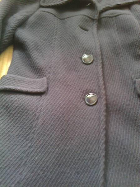値下げ ミントブリーズ コート 紫 大きいサイズ_画像3
