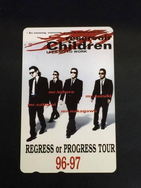 ★テレホンカード Mr.Children TOUR96-97 未使用★