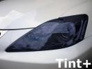 Tint+ 何度も貼れる レクサスIS ヘッドライト スモークフィルム GSE20 IS250 IS350 IS-C