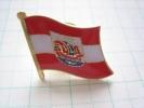 ピンバッジ ドイツ 都市  旗 ブレーマーハーフェン 飛び地