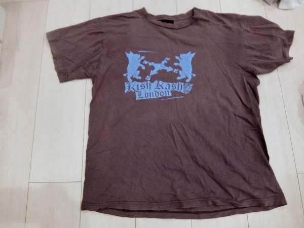 激レア!BASEMENT JAXX ベースメントジャックス ツアーTシャツ 灰