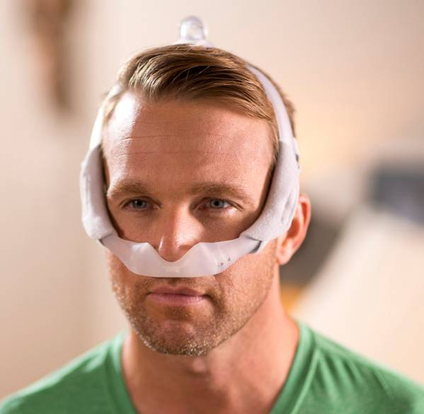 最新ドリームウェアCPAP専用マスク