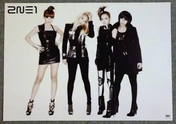 П③ 非売品ポスター 2NE1 (トゥエニィワン)[NOLZA]