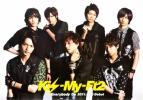 会場限定B2ポスター3種SUMMER TOUR 2011Everybody Go Kis-My-Ft2