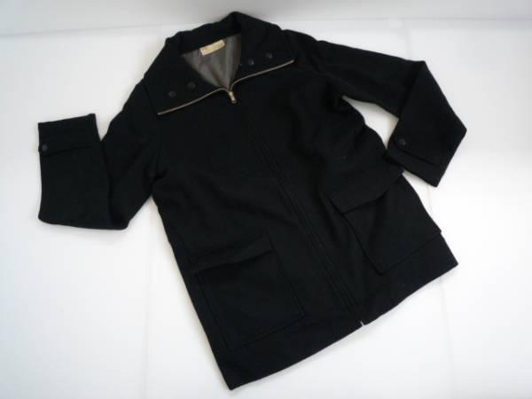 【良品!】●Lowrys Farm● ジップアップジャケット Large 黒