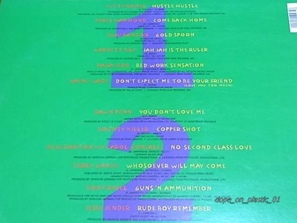 V.A./Dancehall Stylee Vol.4/ダンスホール/US Original/3点以上で送料無料、10点以上で10%割引!!!/LP_画像2