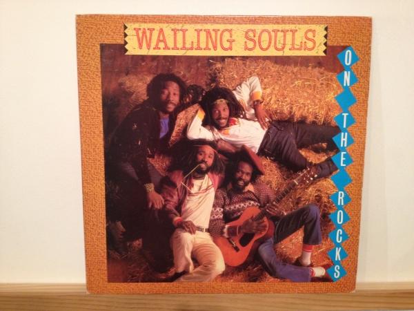 ★Wailing Souls/On The Rocks★ROOTS傑作!