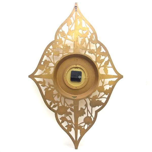 送料無料 アンティークウォールクロック SYROCO/ヴィンテージ壁掛け時計アメリカ製usa製ミッドセンチュリーモダン北欧昭和レトロ50s60s70s_画像2