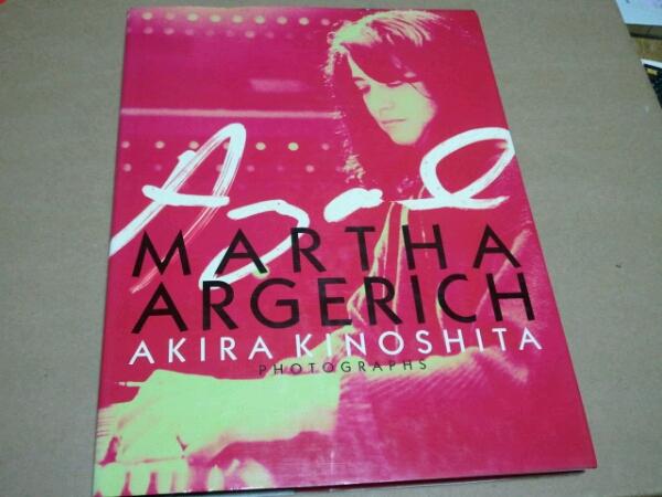MARTHA ARGERICH 写真集