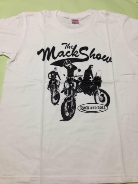 ザ マックショウ the MACKSHOW Tシャツ●白●Lサイズ●未着用