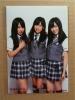 NMB48 絶滅黒髪少女 タワーレコード 生写真 渡辺美優紀 山田菜々 山本彩
