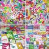 《送料無料》入浴剤 福袋 大量30個セット 温泉 景品 プレゼント イベント プチギフト 子供・いろいろ・バブ・パーティー 泡 粉末 ローズ