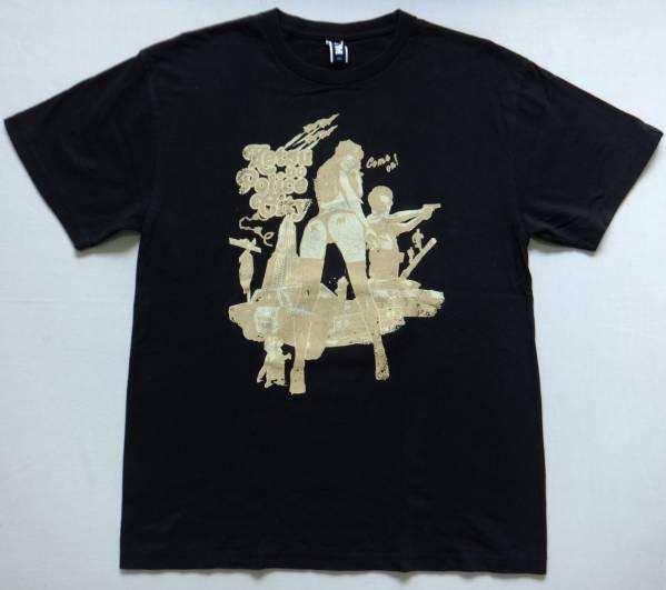 ☆ケツメイシ KTM 2000ツアー バンドTシャツ ブラックT 送料80円
