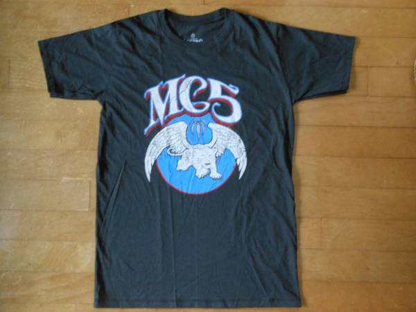 ★MC 5≪ ビンテージ・レプリカ≫Tシャツ★Kick Out The Jams