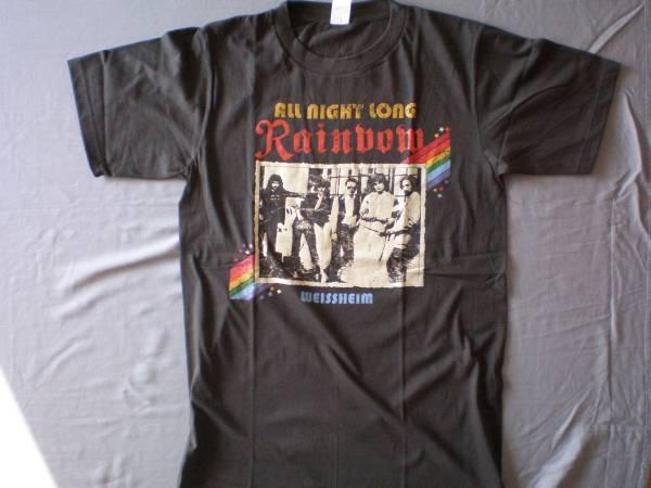 バンドTシャツ  レインボー(RAINBOW) 新品 M