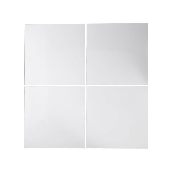 IKEAミラーLOTS4 ピース送料全国一律750円!_画像1