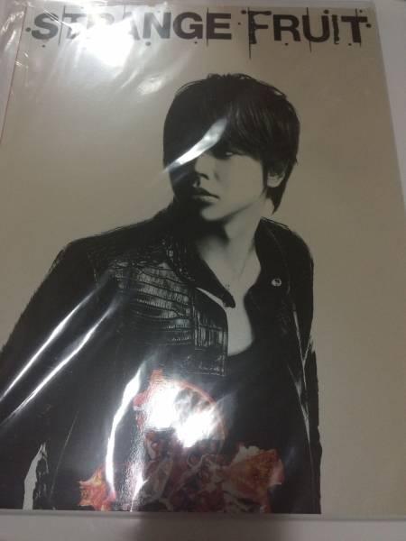増田貴久 STRANGE FRUIT パンフレット