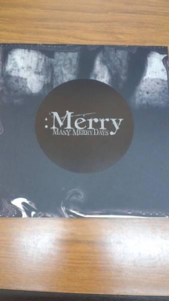 ★メリー (Merry)パンフレット「MANY MERRY DAYS」★
