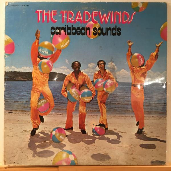 □Tradewinds/Caribbean Sounds□カリビアンディスコ!