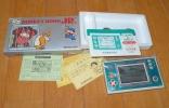 【展示品】ゲームウォッチ「ドンキーコングJR」箱イタミ