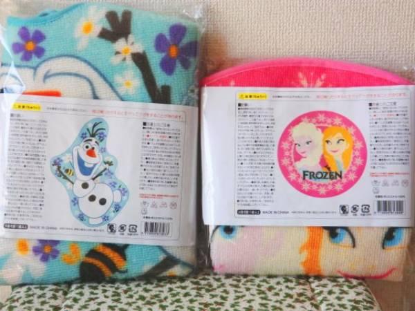 アナと雪の女王 フロアマット2種セット アナ&エルサ・オラフ ディズニーグッズの画像