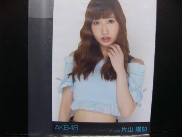 DOCUMENTARY of AKB48 エディション DVD 生写真 片山陽加 黒帯 ライブ・総選挙グッズの画像