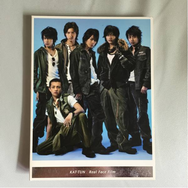 ★DVD★KAT-TUN★Real Face Film★レンタル禁止商品★